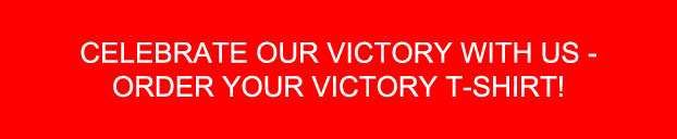Celebrate with us and order your Victory T-Shirt >>